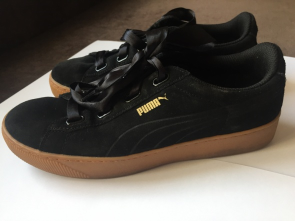 Sneakersy Puma na platformie...