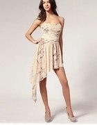 Asymetryczna sukienka Lipsy London L