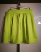 Neonowa spodniczka...