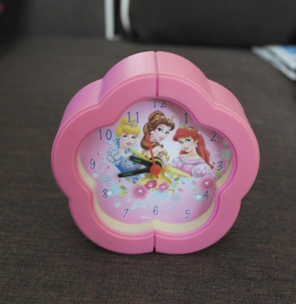 Zabawki Zegarek różowy dla dziewczynki