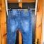 Jeansy spodnie boyfriend przecierane stylizowane Diverse 40 L