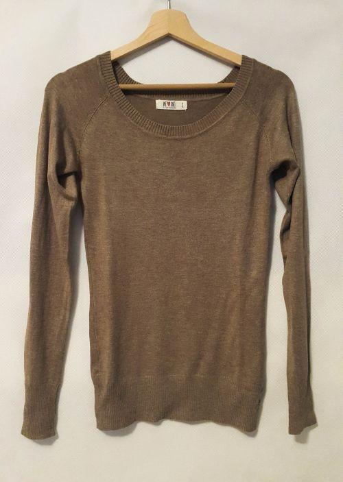 Sweterek dopasowany C&A Clockhause S 36 jak H&M