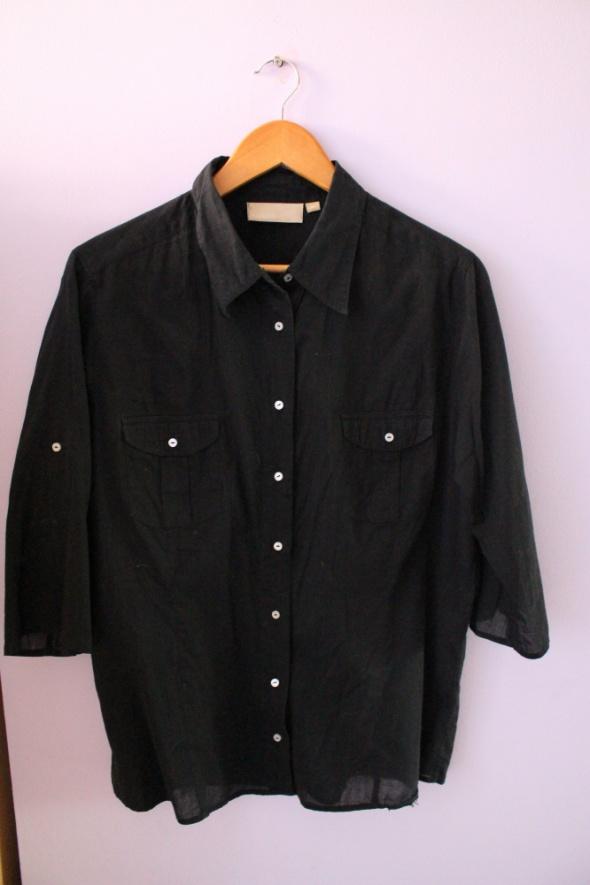 KAPPAHL Czarna koszula damska rozmiar 46...