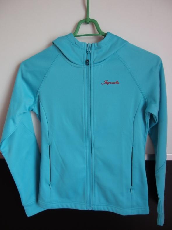 Błękitna bluza Icepeak 9 10 lat 140 cm xxs 32 xs 3
