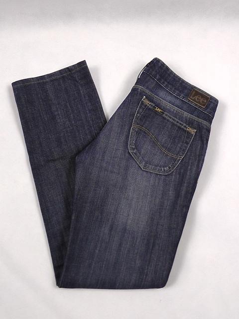 LEE LEOLA Straight spodnie damskie W29 L32 pas 84 cm
