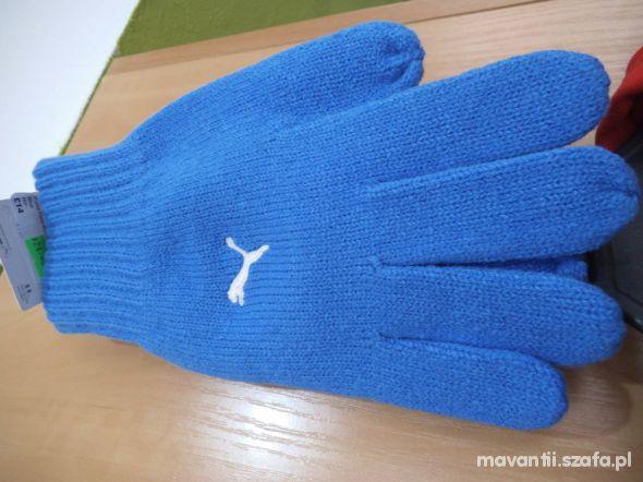 Rękawiczki MAVANTII Rękawiczki męskie Puma
