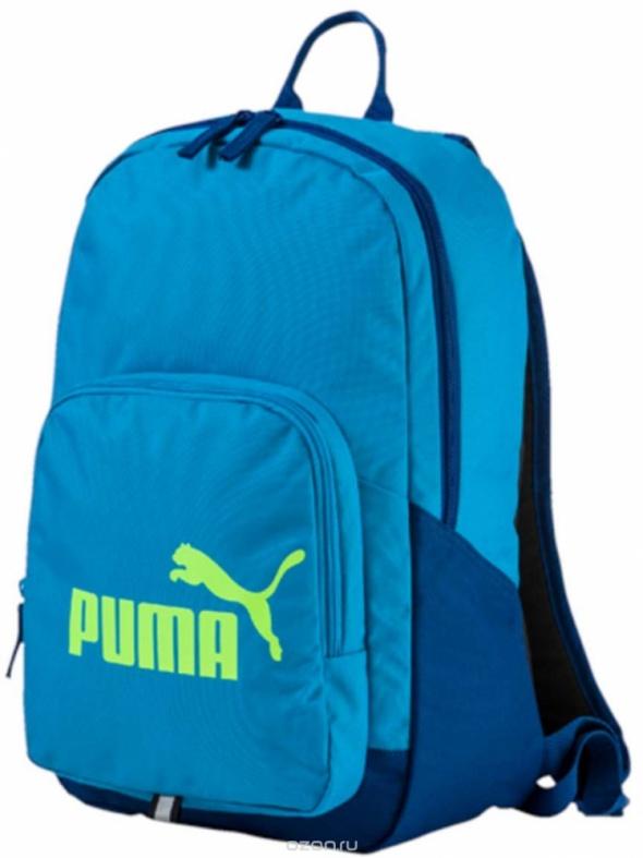 Nowy plecak PUMA Blue Danube