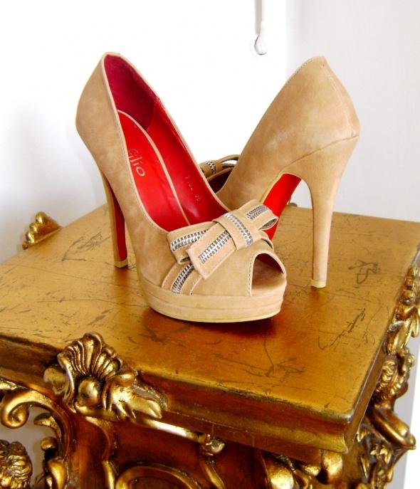 5cd3e386 Czółenka damskie w Szafa.pl – buty w różnych kolorach sprawdź!