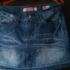 Spodniczka jeansowa