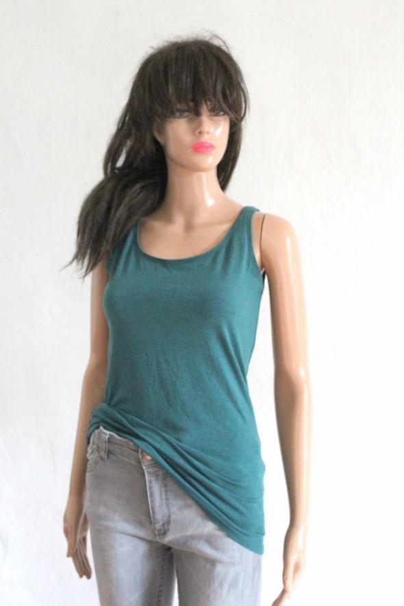 Zielona bluzeczka na ramiączkach r S