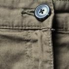 Krótki spodenki szorty w kolorze khaki r S