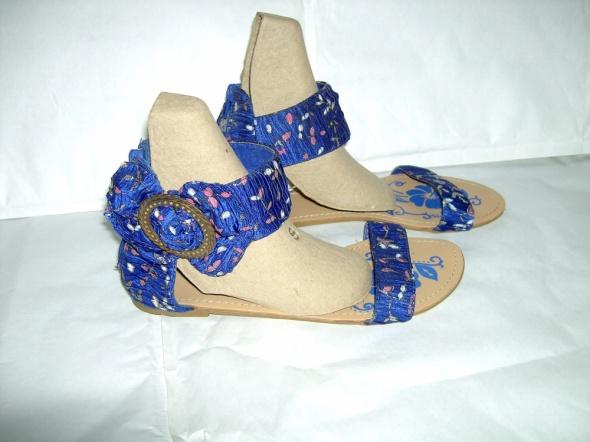 chabrowe sandały 38