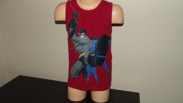 BLUZKA na ramiączkach koszulka 68 lat H&M Batman