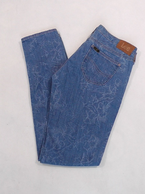 LEE Lynn Skinny spodnie damskie W28 L33 pas 82 cm