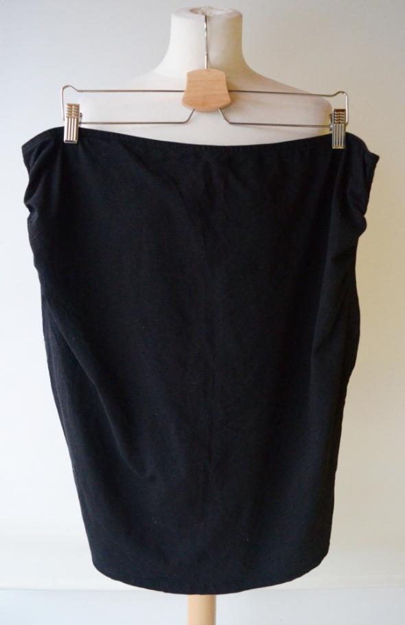 Pas Ciążowy Czarny H&M Mama XL 42 Czerń Ciąża