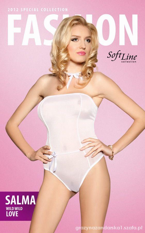 Body białe SEXY M L