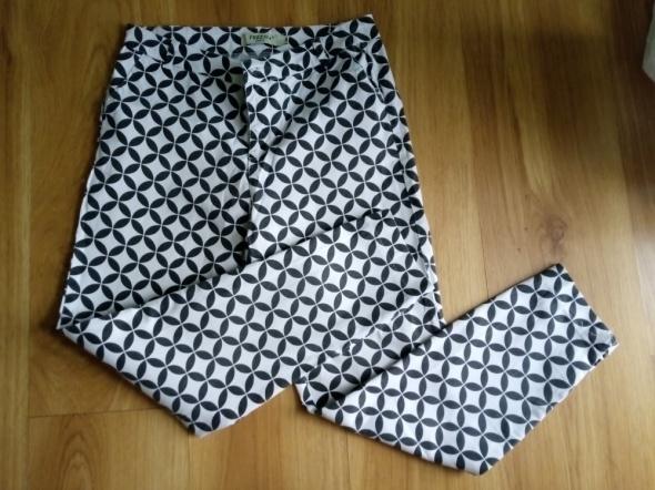 Spodnie we wzory 36 na 38