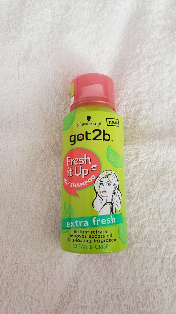 got2b Schwarzkopf suchy szampon fresh it up
