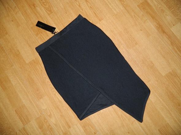 LUSTRE asymetryczna spódnica mini roz 38