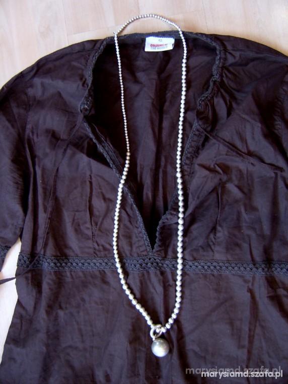 brązowa bluzka 40 42