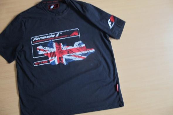 F1 Formula 1 t shirt koszulka XL