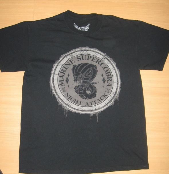 Tapout Signature Series t shirt M