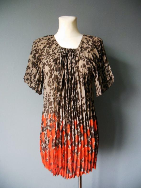 Sukienka tuniczka mini rozmiar S M
