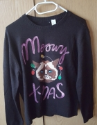 HandM świąteczny sweterek...