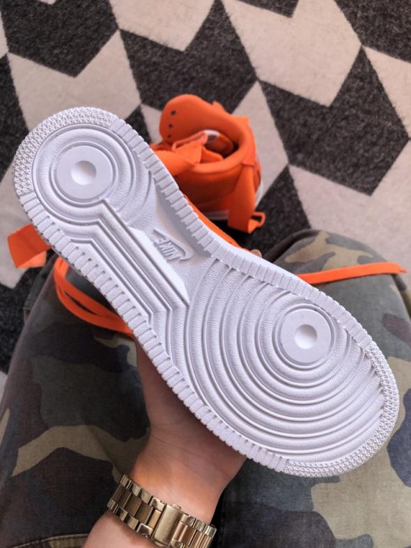 Nike Air Force 1 HI LX LTHR...