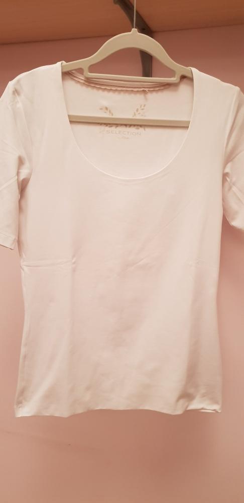 Biała bluzka basic SOlivier