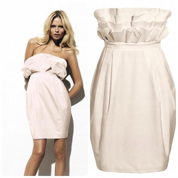H&M sukienka z kolekcji Garden
