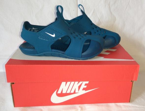Nowe sandały chłopięce nike sunray protect 2 TD rozmiar 26