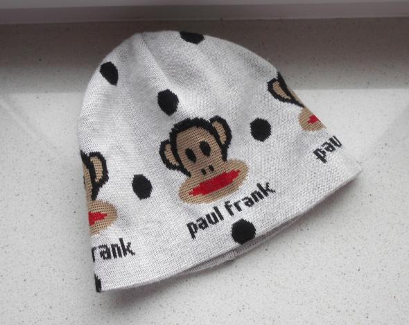 Paul Frank czapka zimowa groszki kropki
