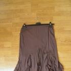 Kakaowa brązowa spódnica syrenka rybka