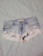 Spodenki Abercrombie & Fitch a&f hollister lato krótkie jeans m...