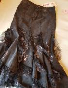 Black Cat Jeansowa spódnica...