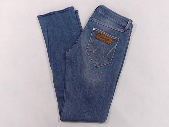 WRANGLER LIA spodnie damskie W25 L28 pas 74 cm