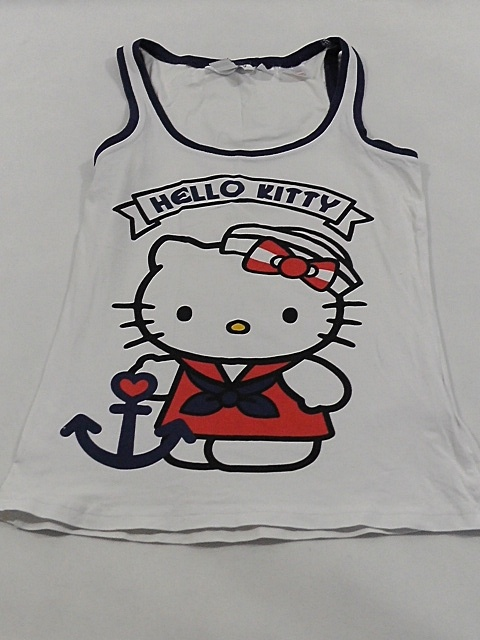 H&M Hello Kitty podkoszulka dziewczeca rozm XS