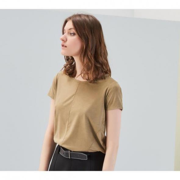 Bluzka Reserved z przeszyciami