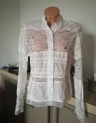 Koronkowa koszula damska LAURA LARDINI...