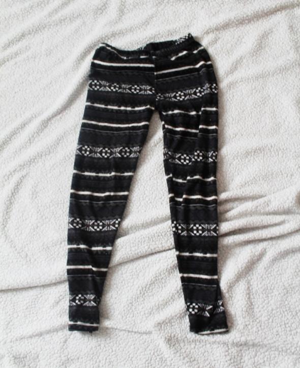 Azteckie legginsy