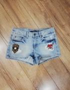 Szorty spodenki krótkie jeansowe S Reserved...