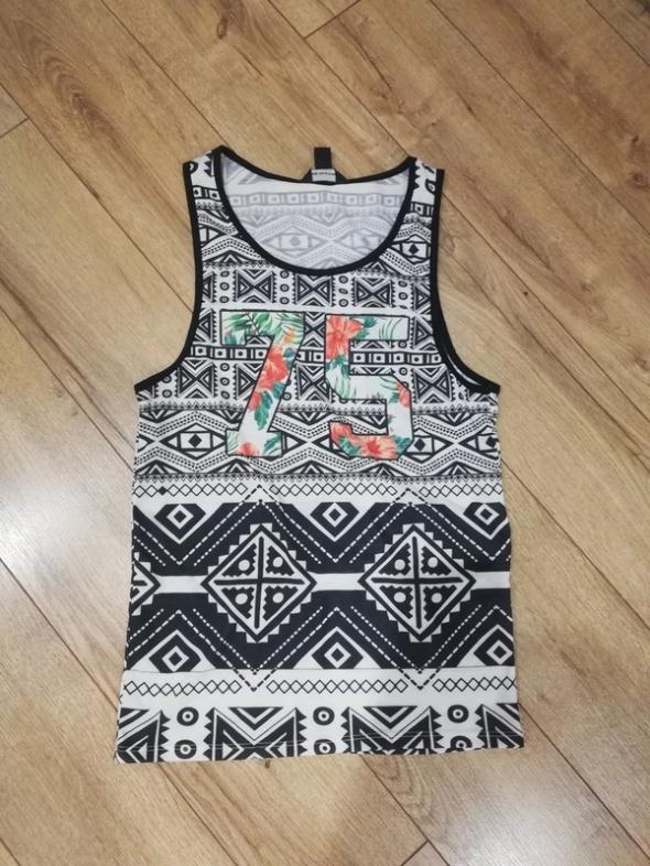 Bluzka azteckie wzory M