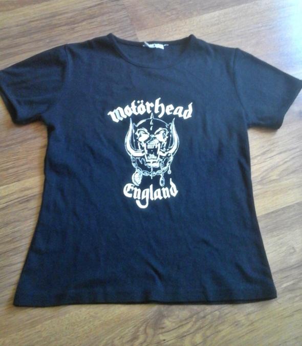 T shirt Motorhead England Rozmiar S M