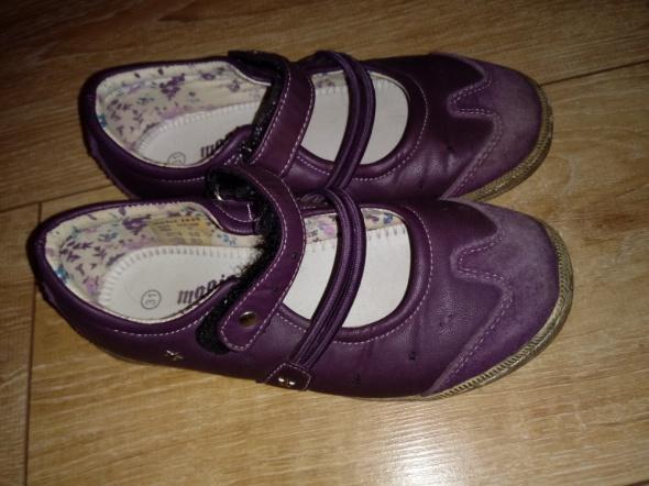 Fioletowe buty 31