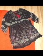 Nowa indyjska sukienka tuniczka XXXXL 50...