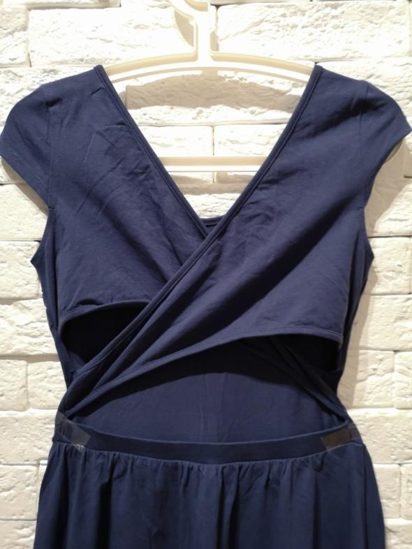 5f79ab8e76 sukienka S M L XL reserved wycięcie na plecach cut out boho w Suknie ...