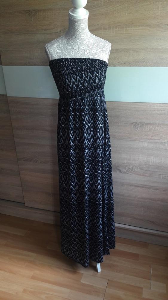 Sukienka maxi odkryte ramiona SinSay 36...