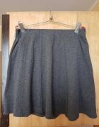 Spódnica z dzianiny mini...