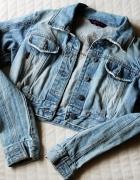 Kurtka kurteczka katana jeans jeansowa playboy...